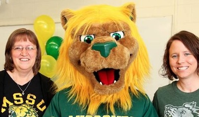 Go, Green and Gold!