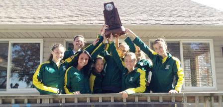 Women's Cross Country earns Team Academic Award