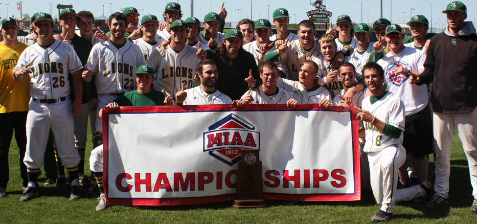 Southern baseball wins 2013 MIAA Baseball Championship with walk-off homer from Sam Ryan