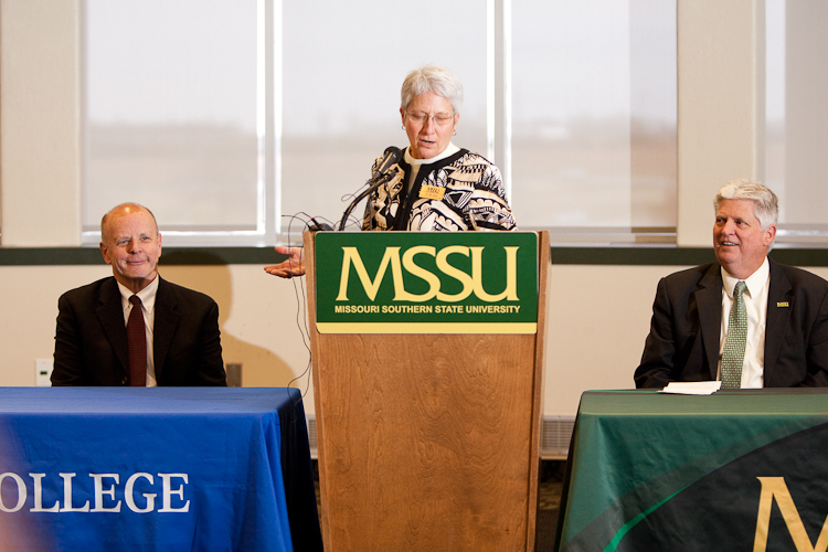 Missouri Southern, Crowder form Honors Program partnership