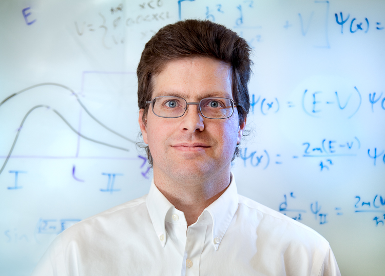No small matter: Physics professor part of collaborative study that has received 500 citations