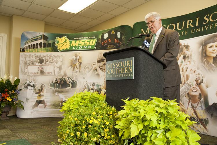 Dr. Marble named president of Missouri Southern