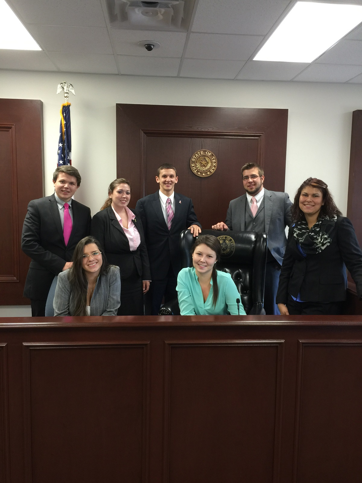 Mock Trial team wins tournament
