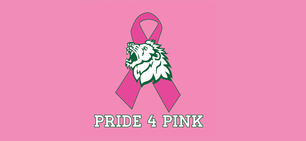 Athletes to present funds raised during Pride for Pink campaign