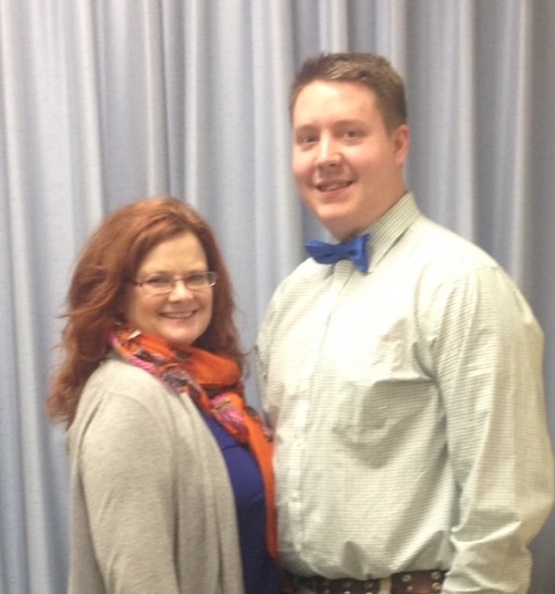 Robin Douglas, Eli Moran recognized with University Experience awards