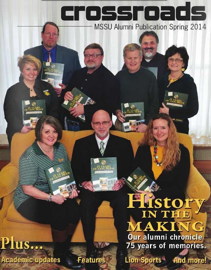 Crossroads honored during annual MarCom Awards