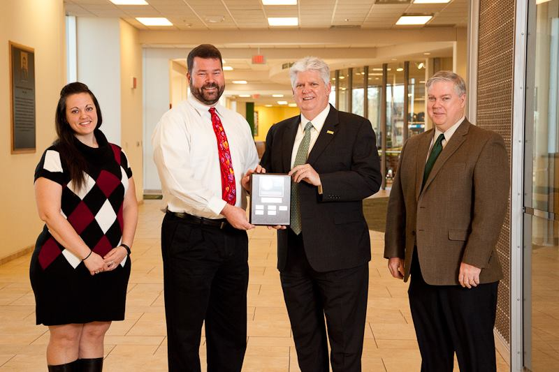 MSSU recognized as Fit-Friendly Worksite