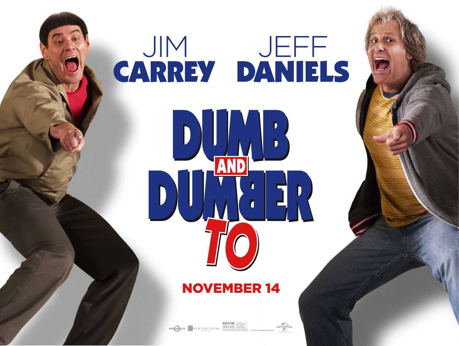 CAB to present 'Dumb and Dumber To'