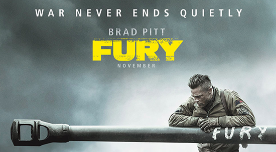 CAB to screen 'Fury' on Jan. 15