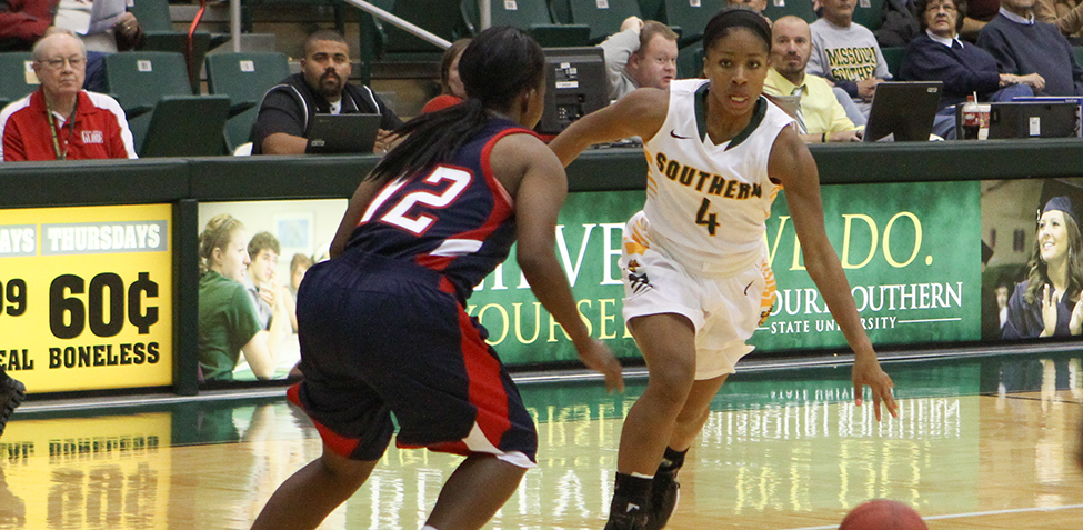 Women's basketball takes out No. 7 Pittsburg State 72-68 in OT