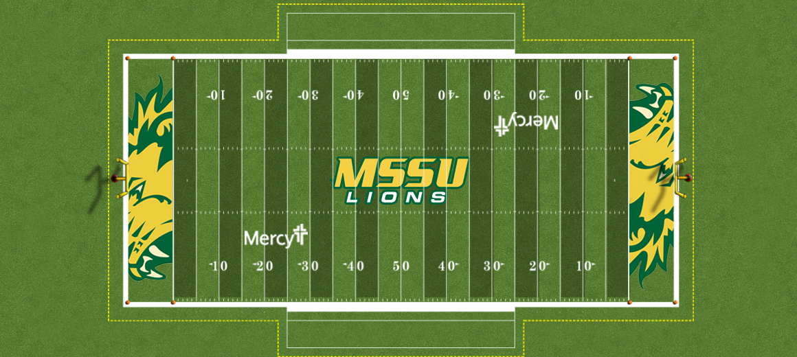 Mercy to sponsor new turf at MSSU football stadium