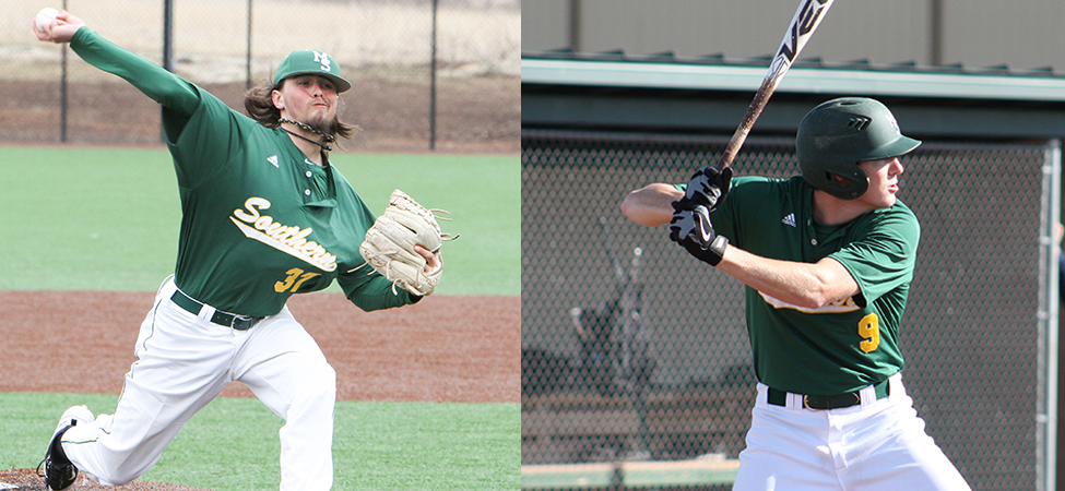 Baseball sweeps MIAA/AstroTurf Players of the Week