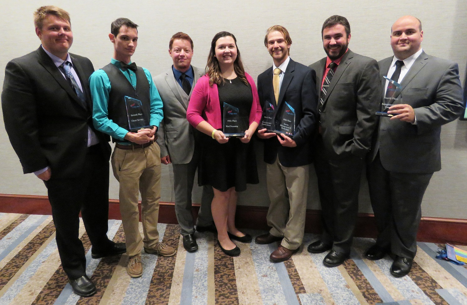 PBL members compete at national conference