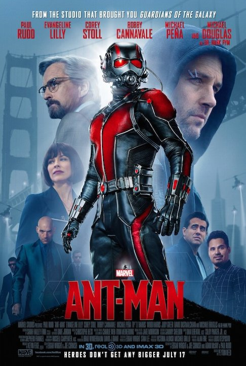 CAB to present 'Ant-Man'