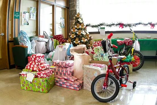 Applications sought for Angel Tree program