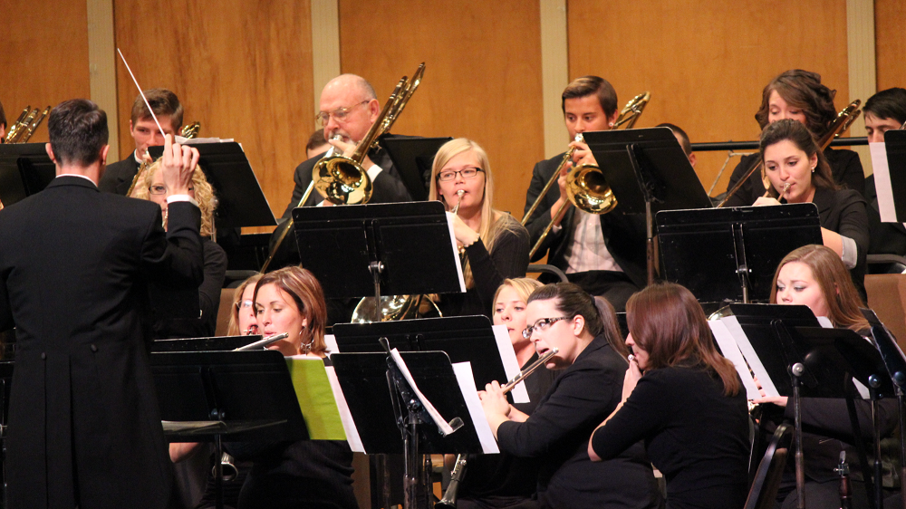 Southern Wind Ensemble to feature mix of old and new