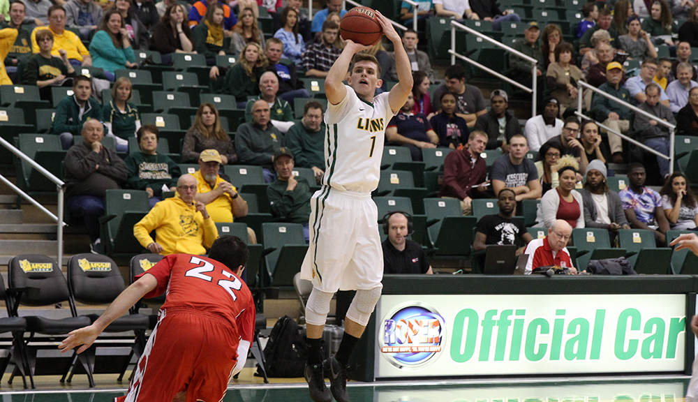 Wright's 24 Points Leads Lions Over Central Oklahoma, 81-66