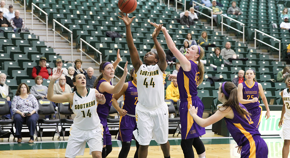 Jones Goes Over 1,000 Points In Lions' 84-47 Win Over Avila