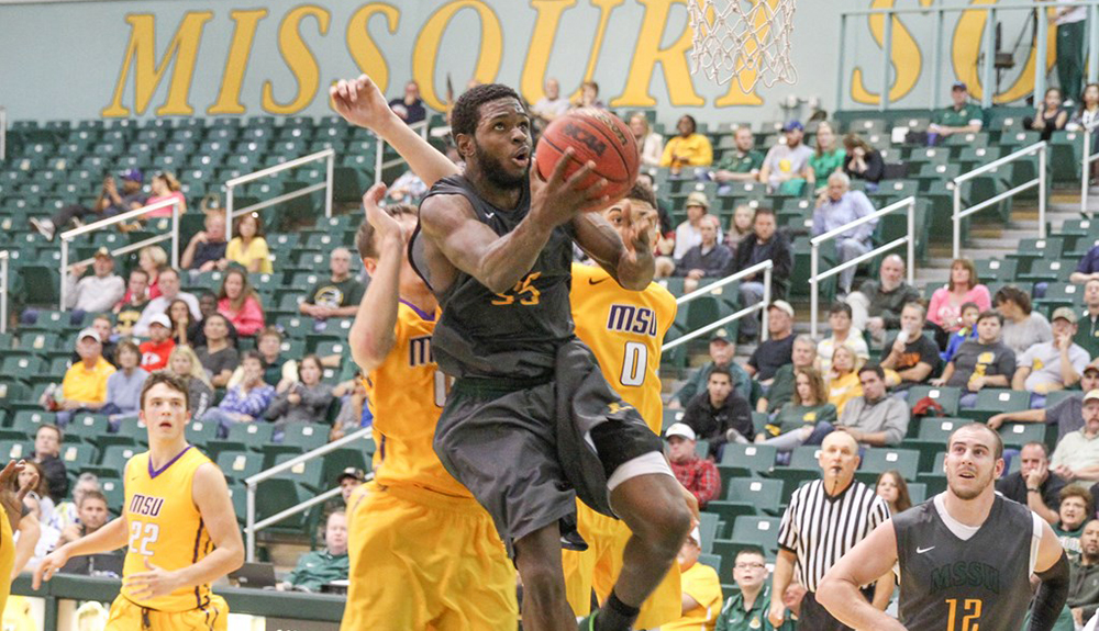 Taevaunn Prince Named MIAA Men's Basketball Co-Player of the Week