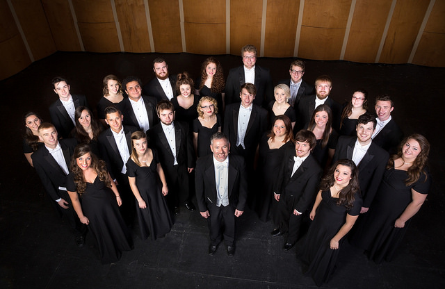 Chamber Singers to open for Chanticleer on Feb. 26
