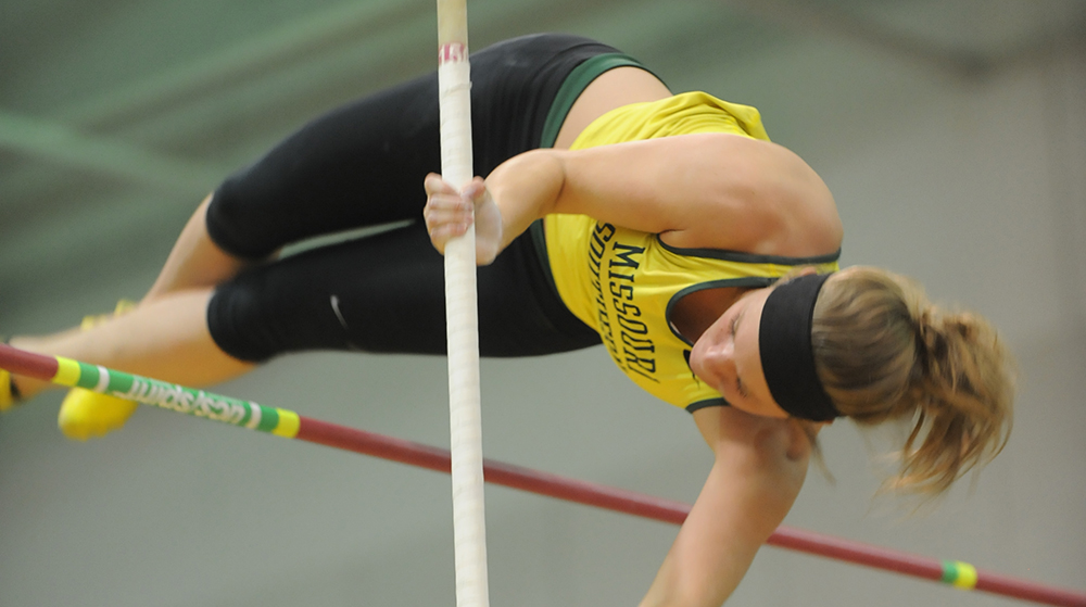 Melanie Bower named MIAA Women's Track Athlete of the Week