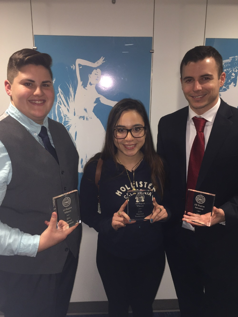 MSSU's Mock Trial team concludes season
