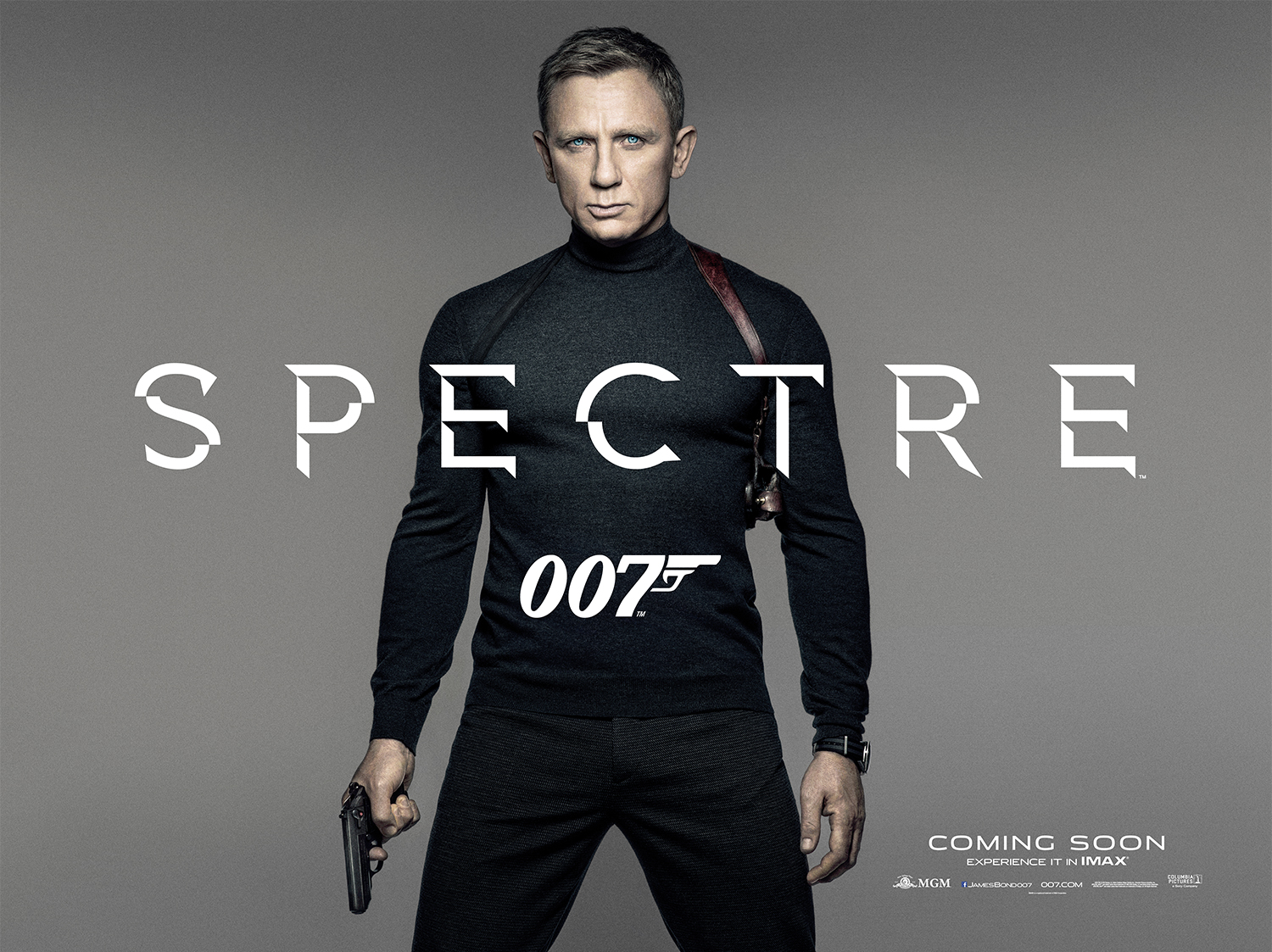 CAB to screen 'Spectre'