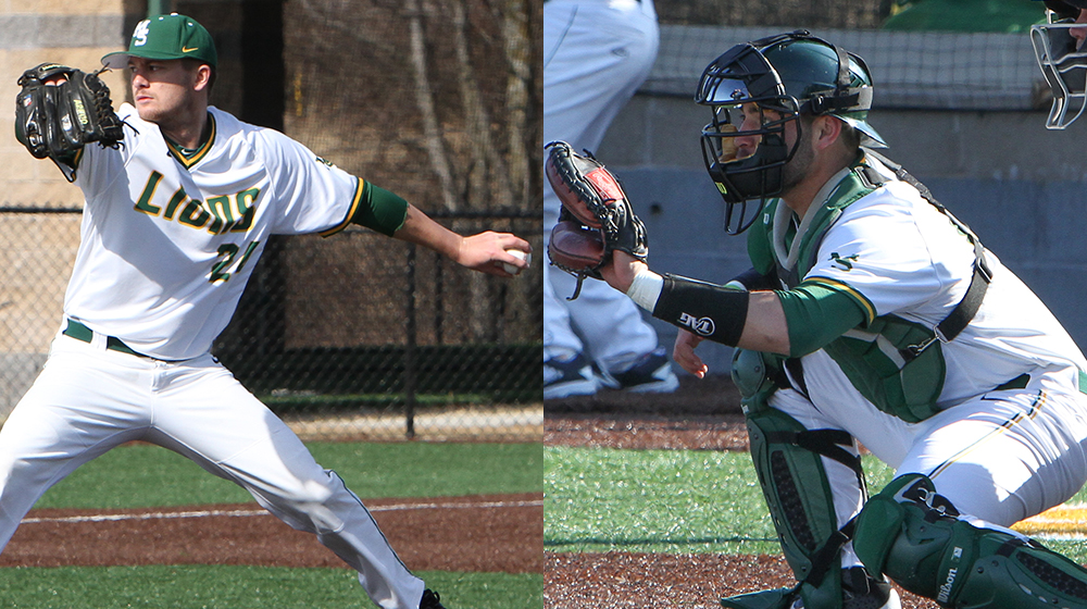Payton Walker and Joe Paulino Earn MIAA Player of the Week Honors