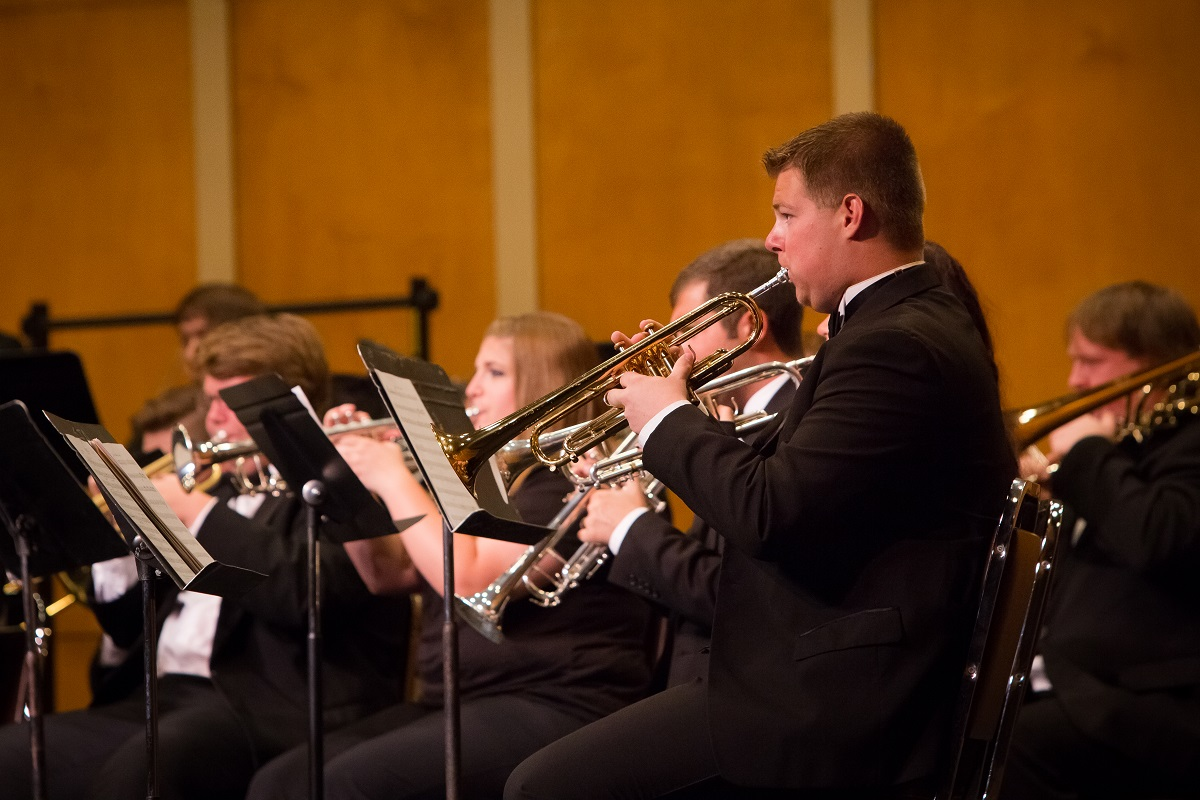 Wind Ensemble, Concert Band to perform March 18