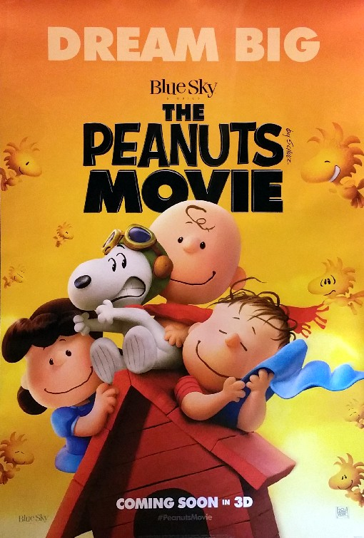 Wellness to screen 'Peanuts Movie'