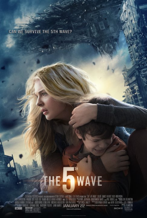 CAB to screen 'The 5th Wave'