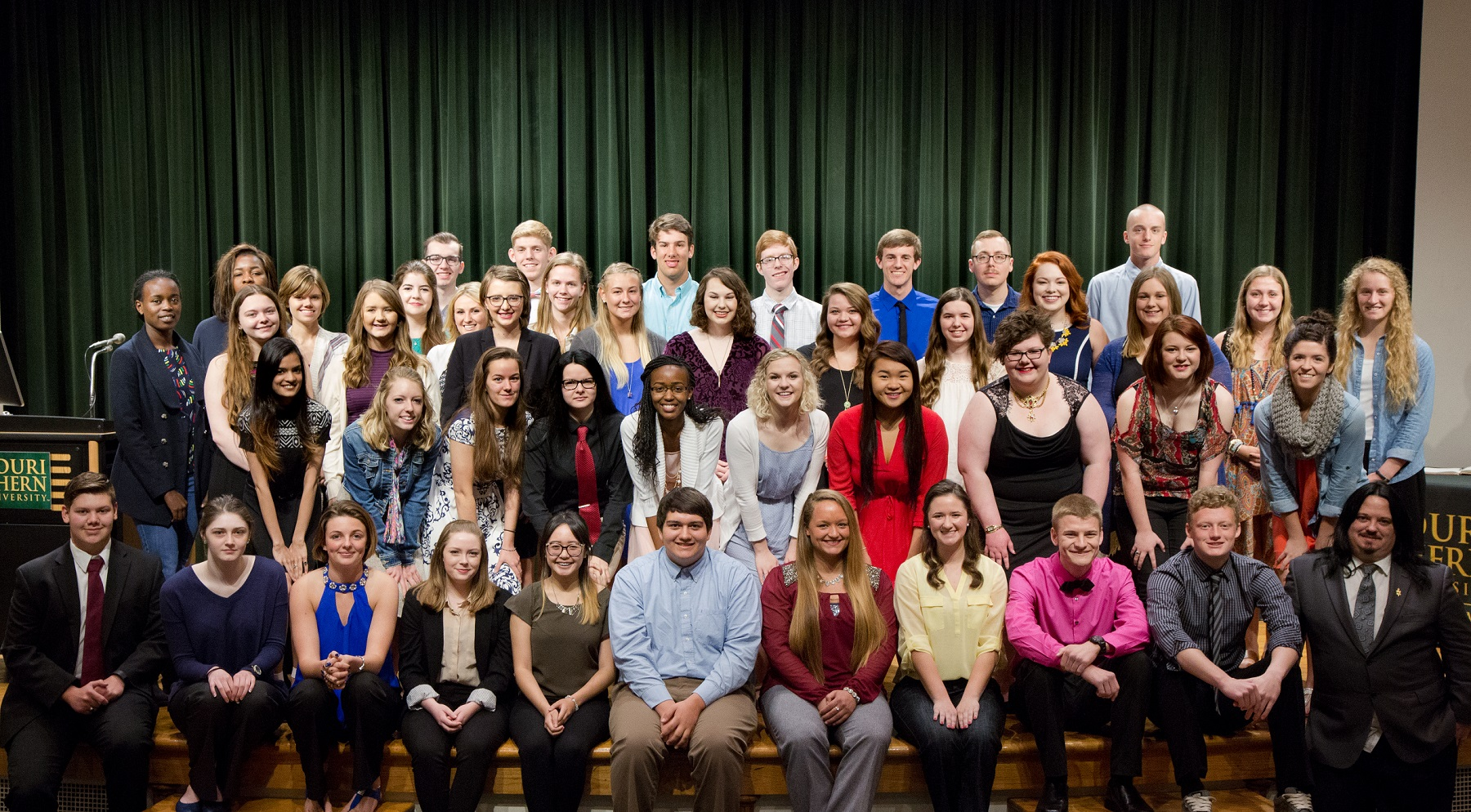 Honors Program welcomes 48 new students