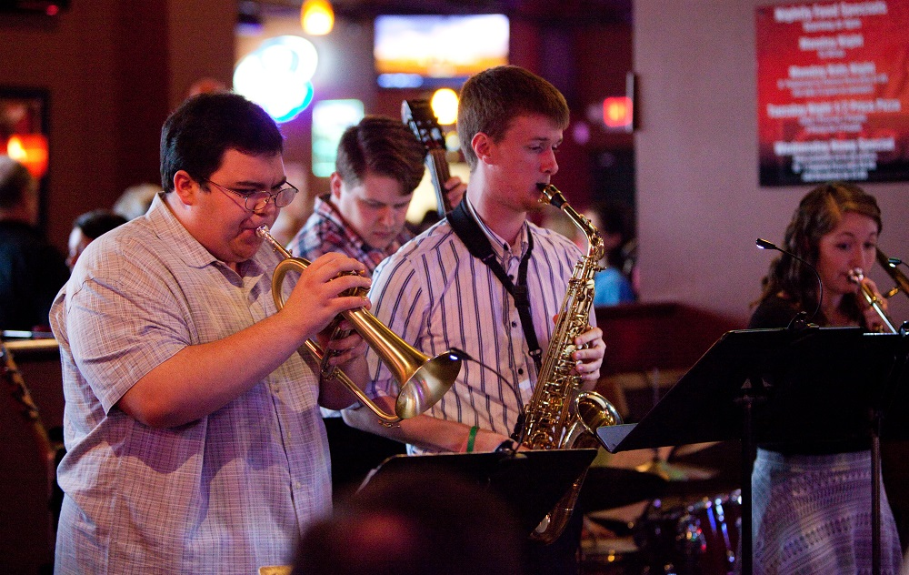 Jazz Combos to perform Nov. 17-18