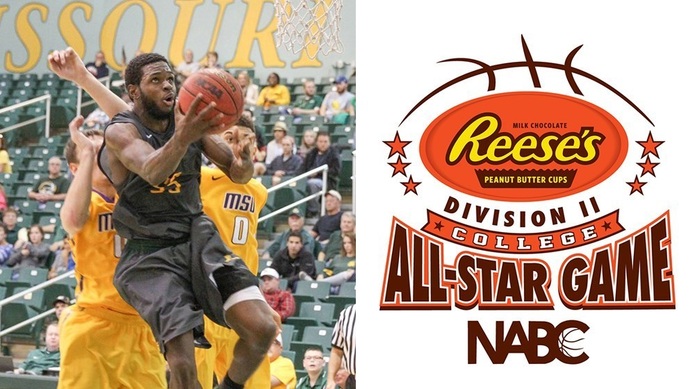 Taevaunn Prince scores 10 points at Reese's NABC Division II All-Star Game