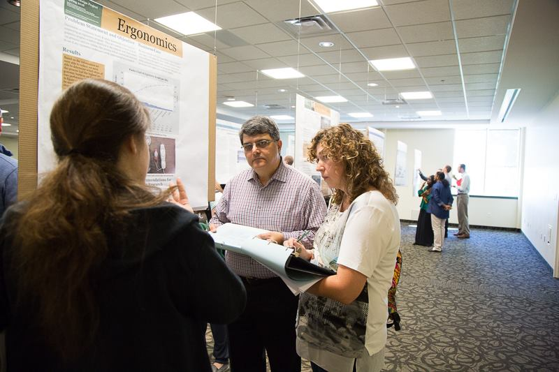 Student Research Fair winners announced