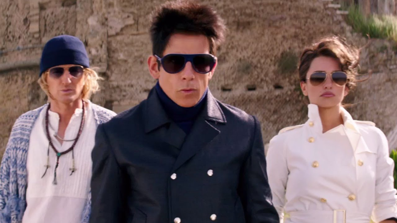 CAB to screen 'Zoolander 2'