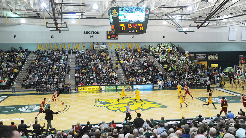 Basketball Teams Once Again Among Nation's Best In Attendance
