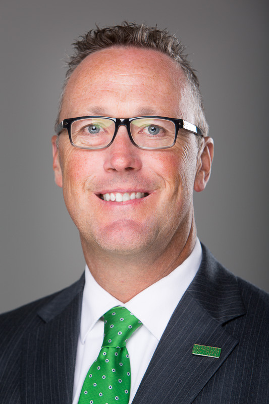 Kevin Greim returns to MSSU as Associate VP for Development