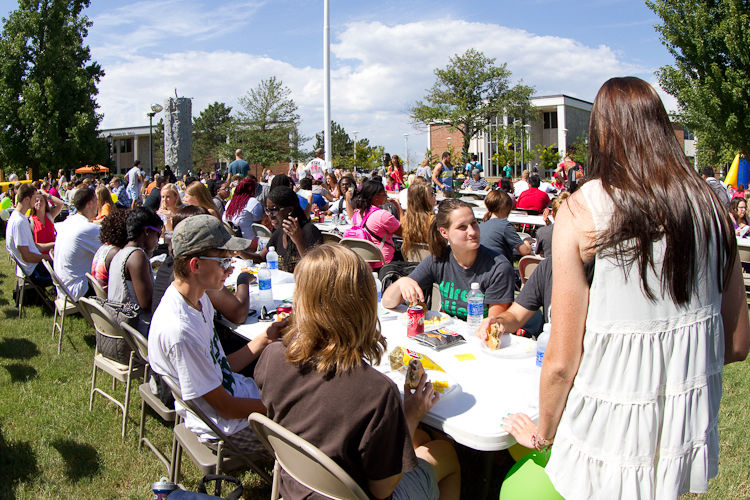 Welcome Week Picnic set for Aug. 22