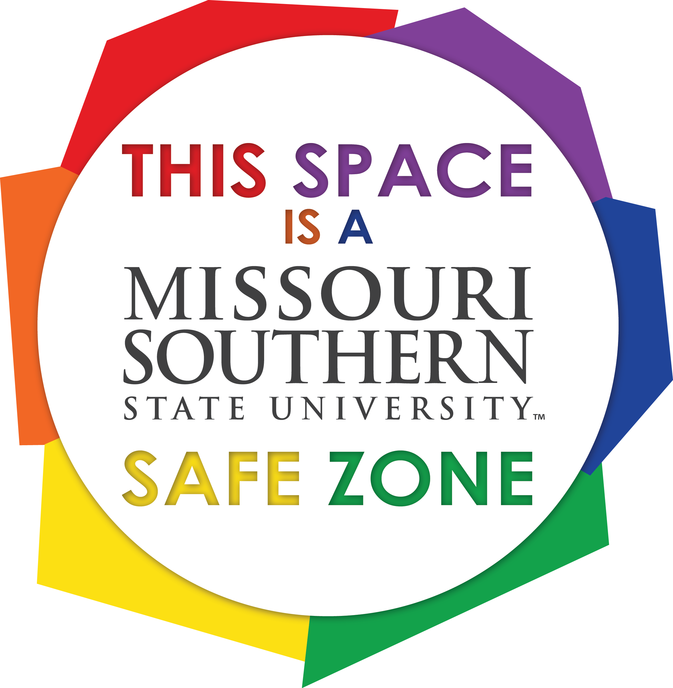 Safe Zones available across campus