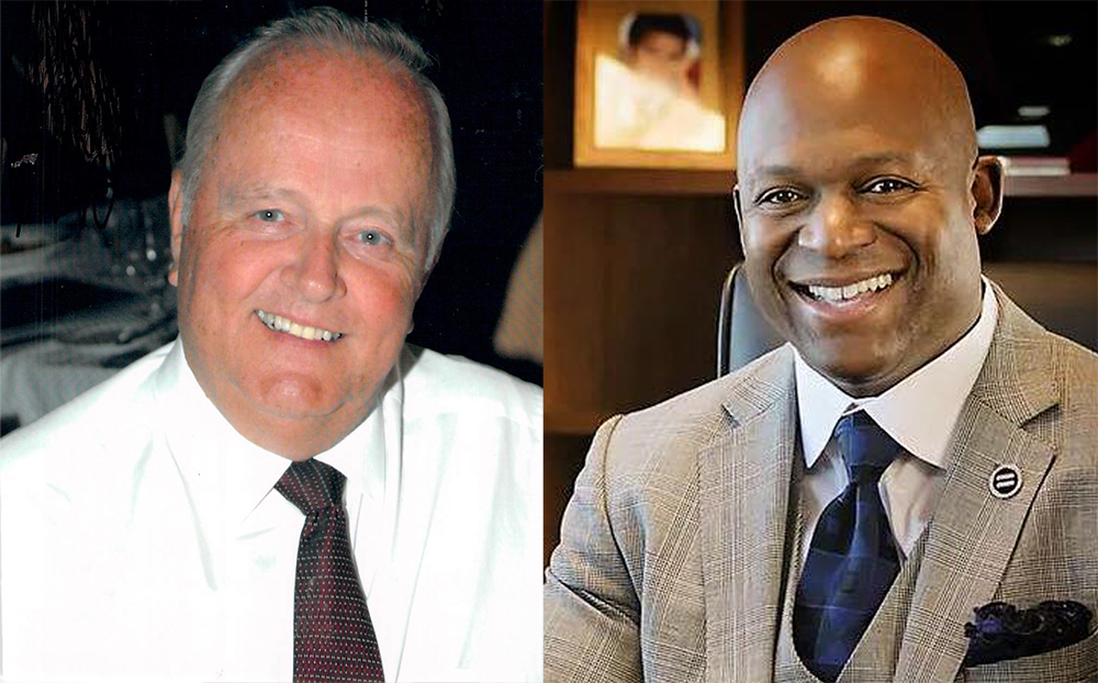 Kevin Hooks, Hal Bodon to be honored during Homecoming celebration