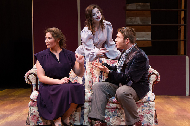 Southern Theatre opens season with 'Blithe Spirit'