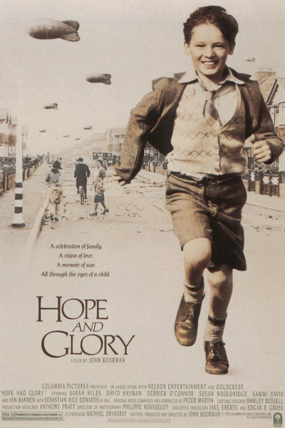 Film fest offers 'Hope and Glory'