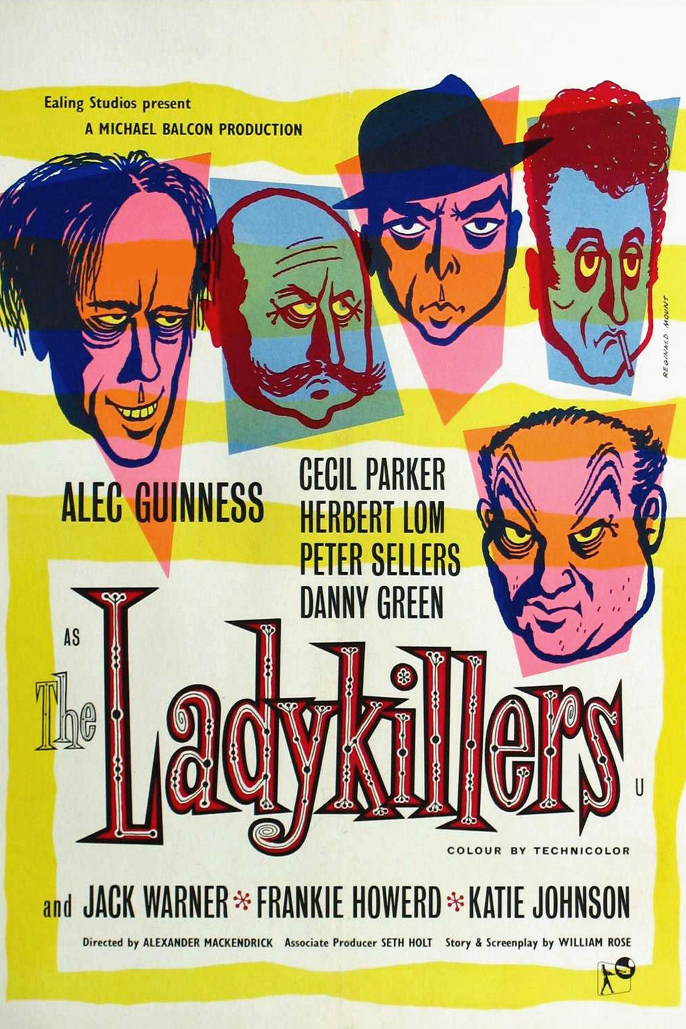 'Ladykillers' next up for film festival