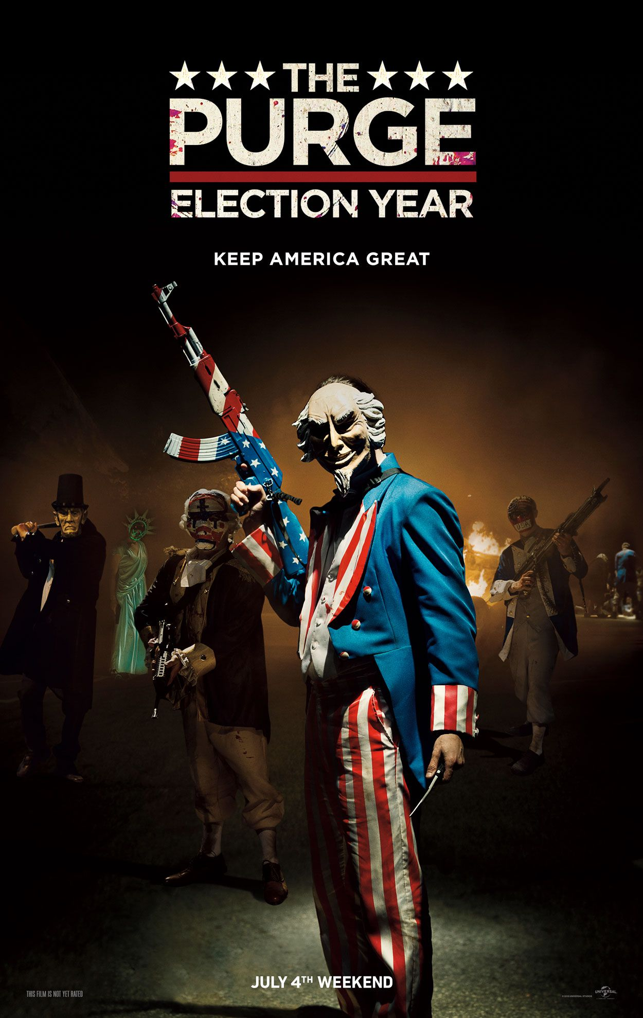 CAB presents 'Purge: Election Year'