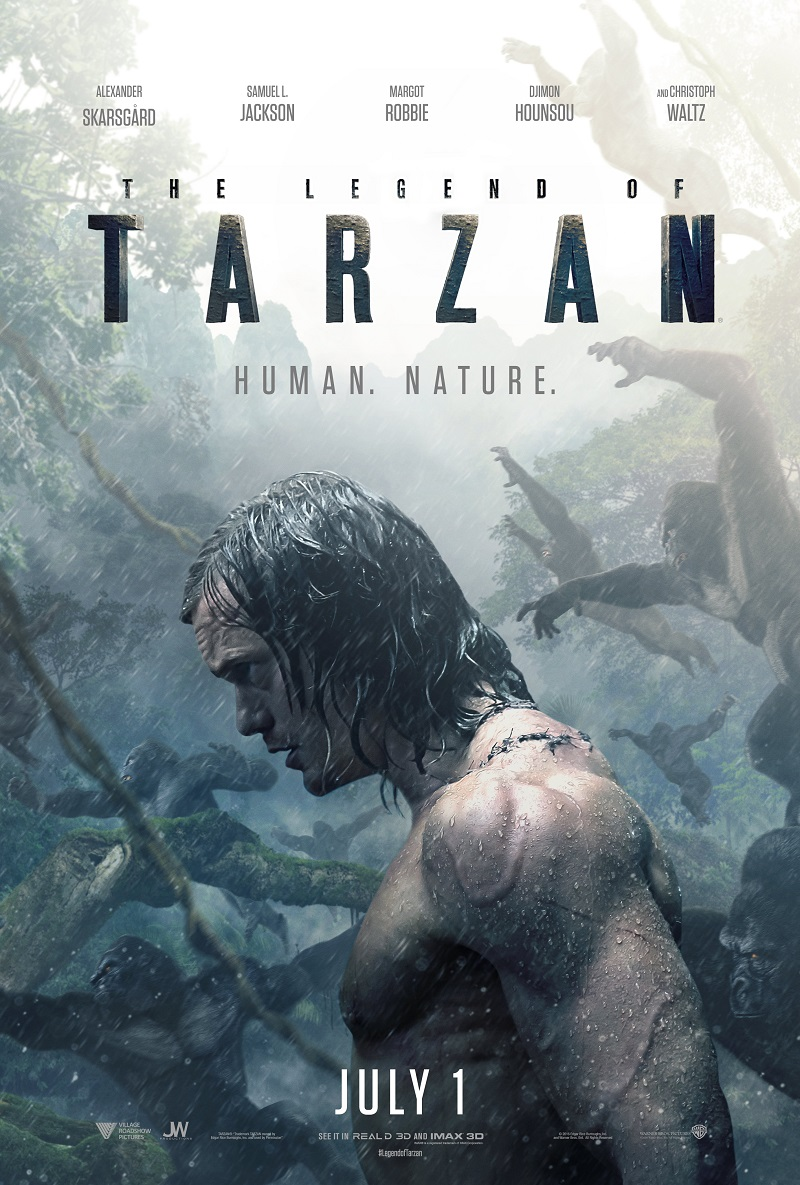 CAB to screen 'Legend of Tarzan'