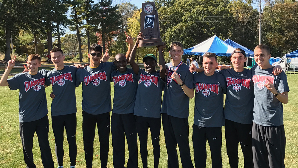 Kiprop Repeats and Men's Cross Country Claims MIAA Title