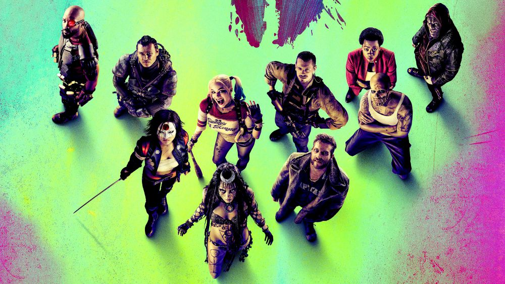 'Suicide Squad,' Halloween-themed films scheduled