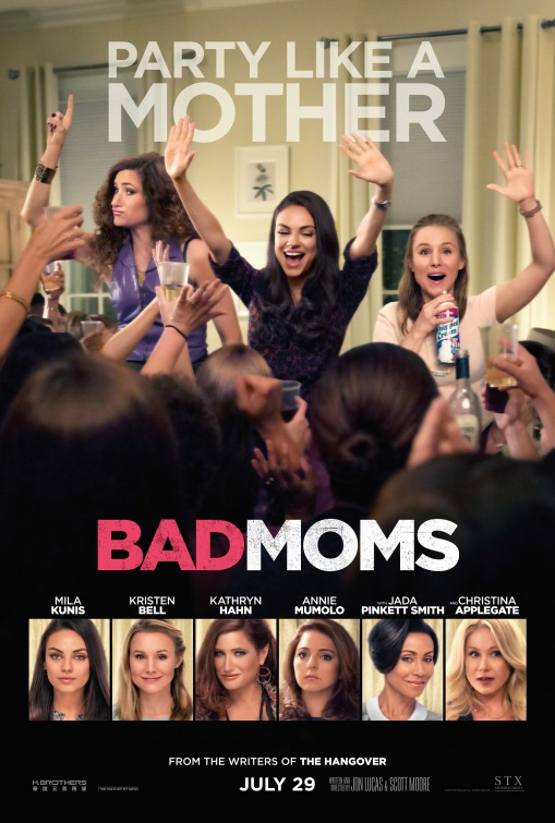 "CAB presents ""Bad Moms"""