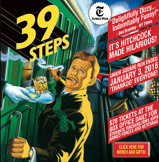 Film festival to screen 'The 39 Steps'